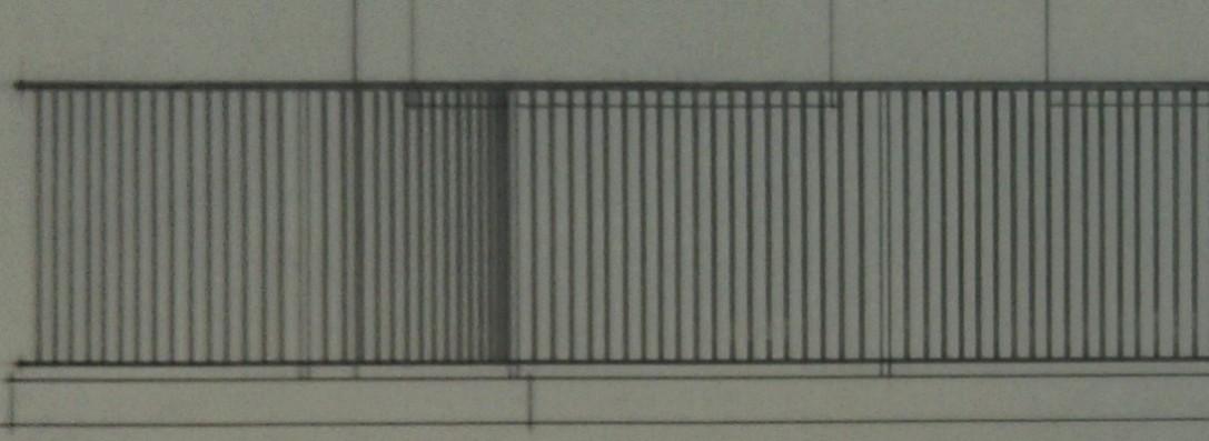 Tegning fra Frederiksberg kommunes byggesagsarkiv