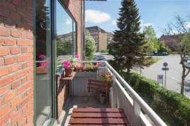 Hygge på altanen, Grøndalsvej 8